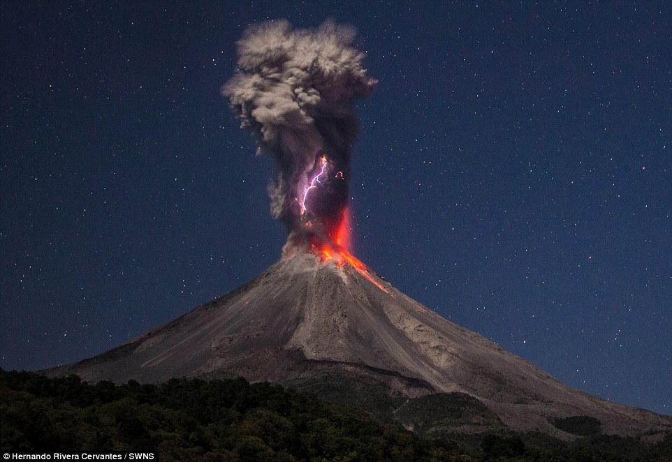 VolcanoLightning 3